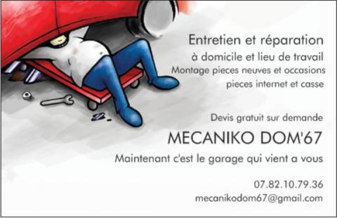Mecanicien A Domicile Lannuaire Des Prestataires